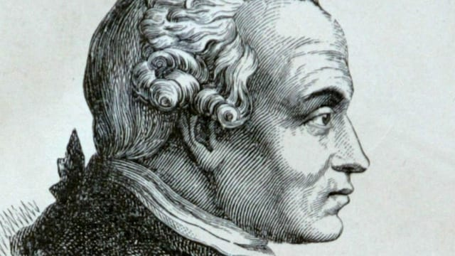 Kurz und knapp: Wer war Kant?