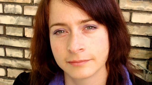 Portrait der Sicherheits-Spezialistin Myriam Dunn Cavelty.