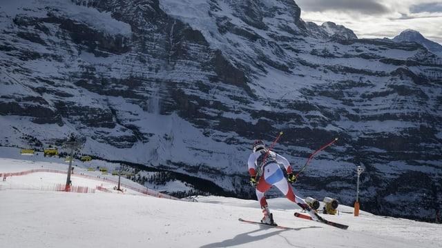 Keine Zuschauer bei Schweizer Weltcup-Rennen
