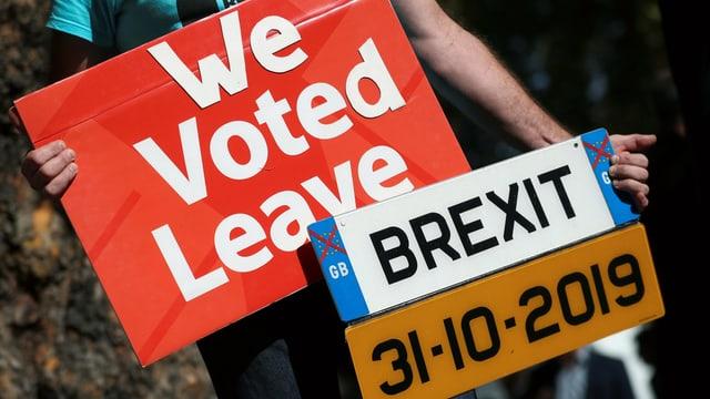 Bercows drei Szenarien für den Brexit