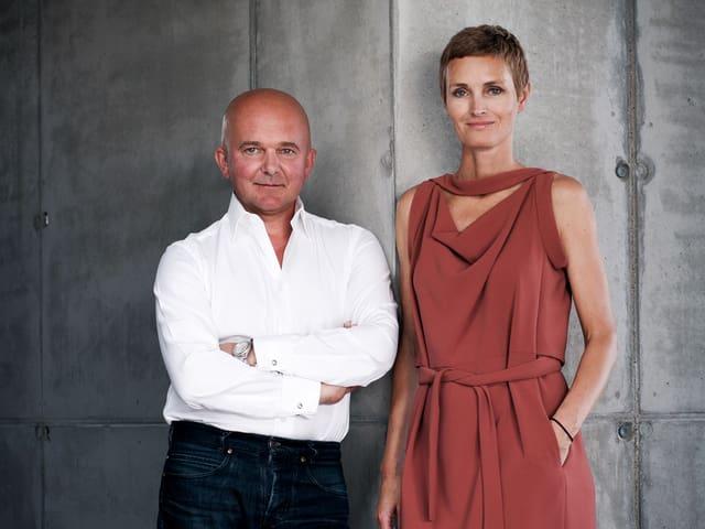 Christian und Karen Boros