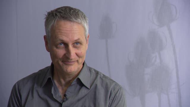 Stefan Eggenberg, Direktor von Info Flora