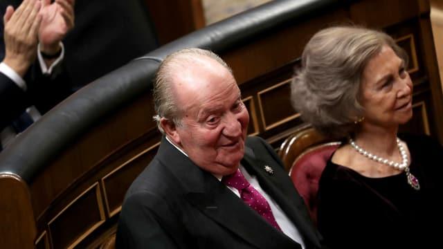 Juan Carlos und Sophia.