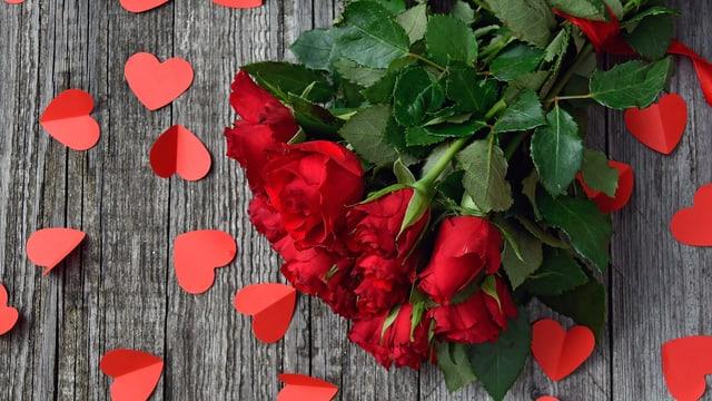 rosas e cors da palperi