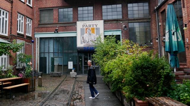 Ehemalige Schiffsschraubenfabrik in Hamburg