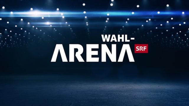 Logo der Wahl-Arena