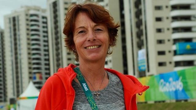 Ärztin Kerstin Warnke.