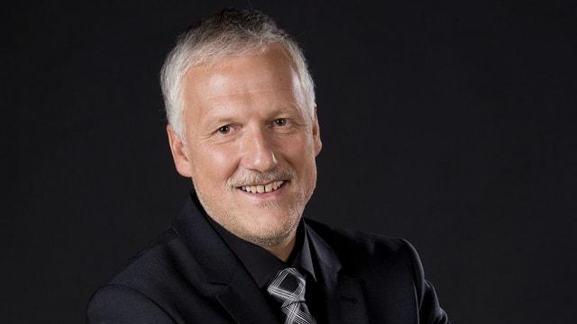 Peter Gomm SP-Regierungsrat Kanton Solothurn