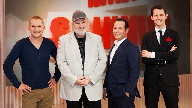Video ««Mini Schwiiz» – Die Comedy-Spielshow» abspielen