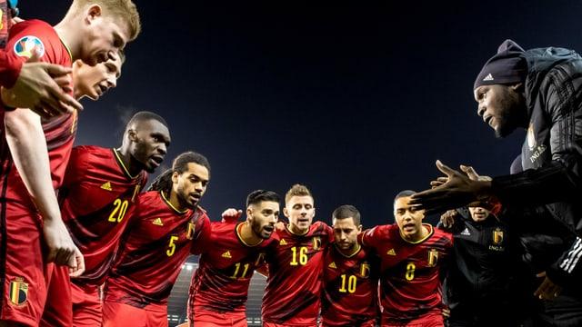 Nationalmannschaft von Belgien