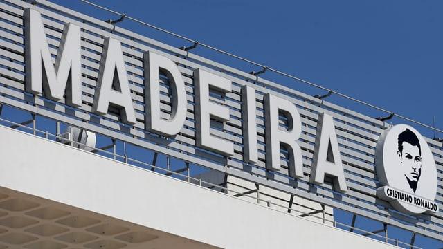 Madeiras Flughafen wurde nach Cristiano Ronaldo benannt.