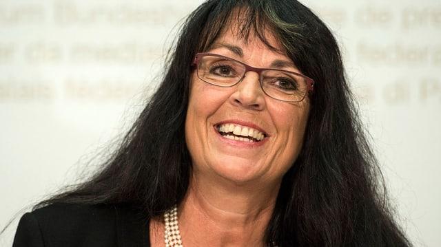 EVP-Nationalrätin Marianne Streiff