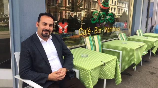 Mehmet Sali Coskun