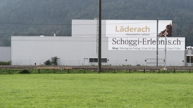Glarner Schokoladenfabrik Läderach