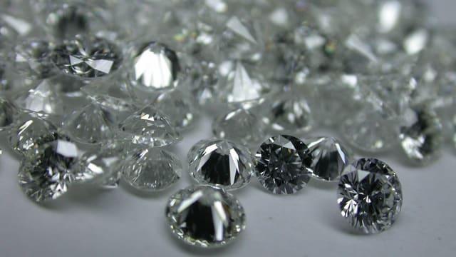 Diamanten.