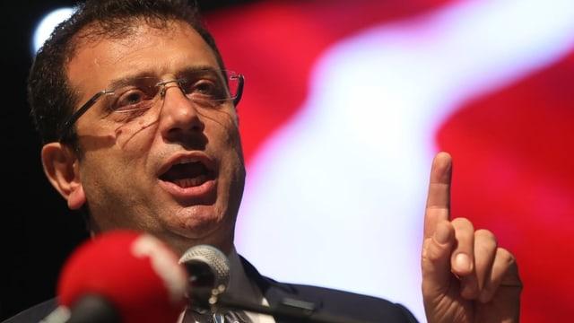 CHP-Kandidat Ekrem Imamoglu