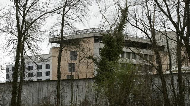 Das Gefängnis Champ-Dollon