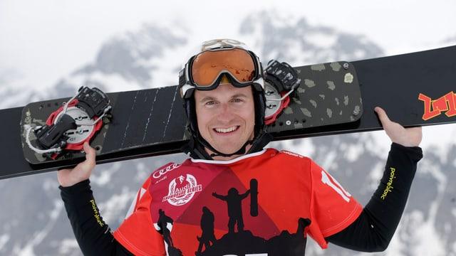 Snowboardist.