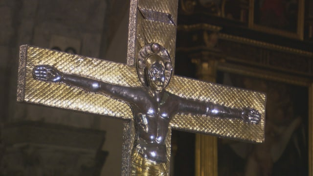 il crucifix gotic datiers.