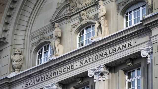 Gebäude der Nationalbank