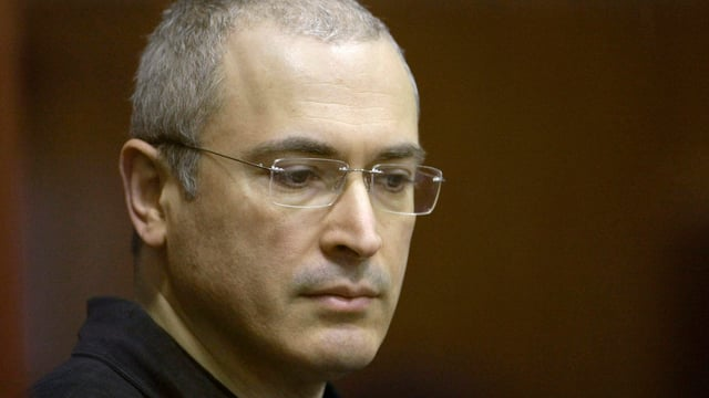 Michail Chodorkowski.