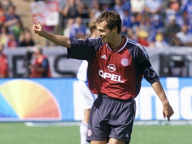 Mehmet Scholl (hier eine Aufnahme von 2001).