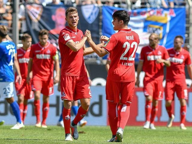 Köln startet in Bochum erfolgreich in die Saison.