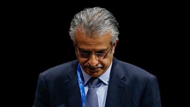 Der AFC-Vorsitzende Sheikh Salman al Khalifa aus Bahrain soll