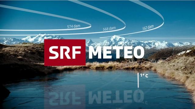 SRF Meteo Intro Logo