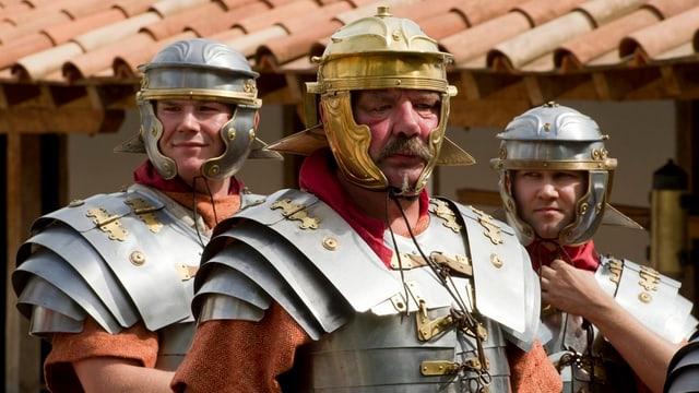 Das Museum will Geschichte erlebbar machen (hier Römertag Windisch).