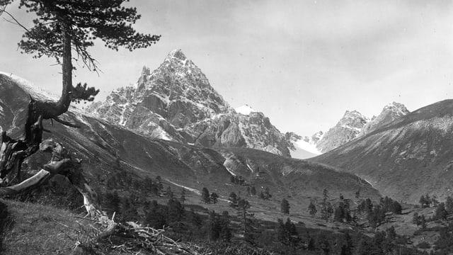 La Val Mingèr.