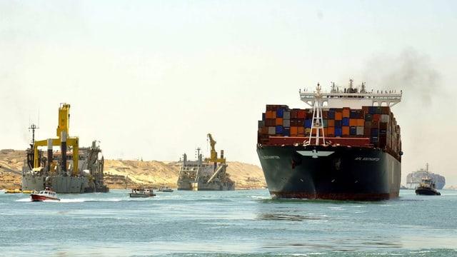 Chanal da Suez