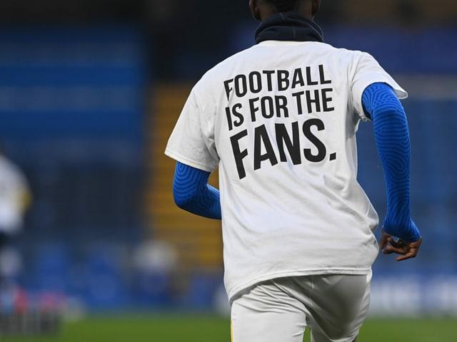 Die Pläne einer European Super League sorgten für heftige Reaktionen.
