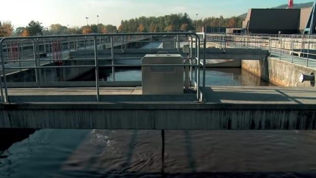 Wird billiger: Abwasserreinigungsanlage Werdhölzli in Zürich.