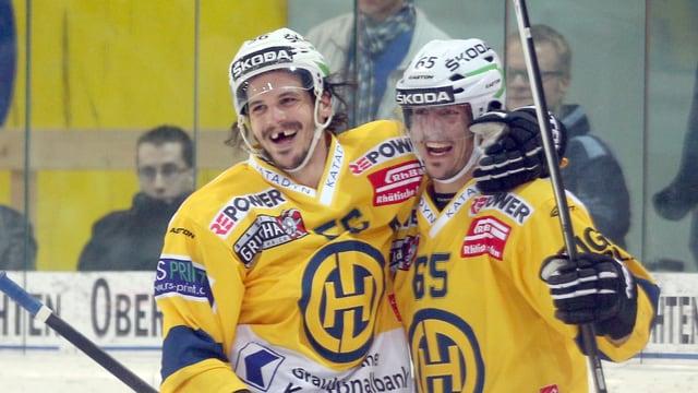 Dino und Marc Wieser