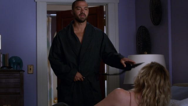 Mein und auch Dr. Grey's Sextraum.