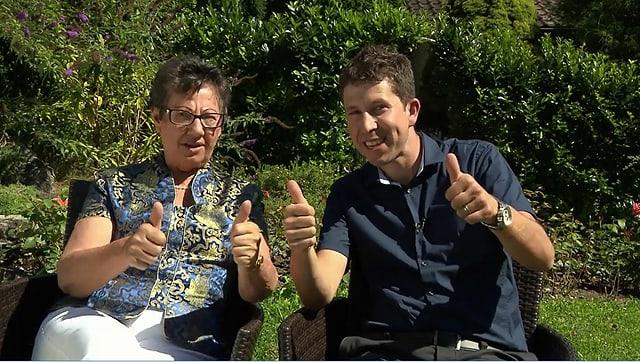 Video «Berner Oberland – Tag 5 – Restaurant Schönbühl,Hilterfingen (WH)» abspielen