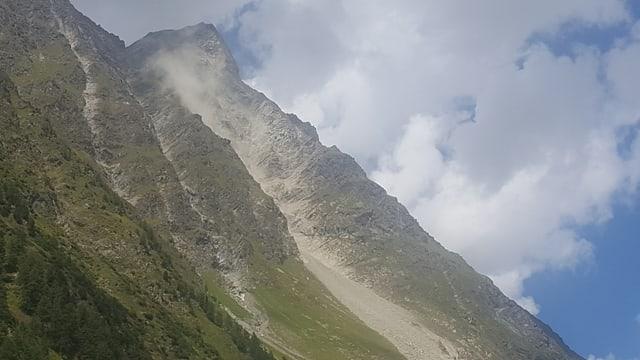 La Val Lavinuoz en moviment.