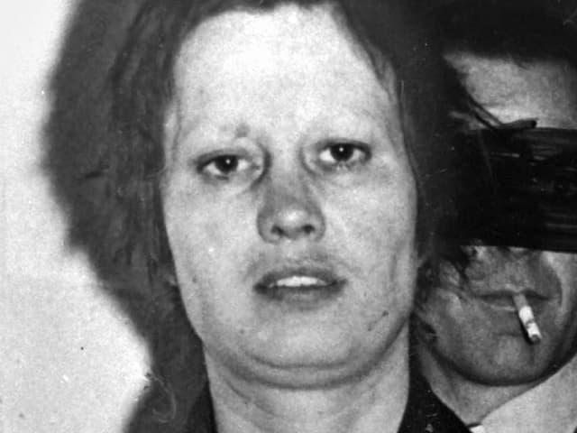 Ulrike Meinhof.