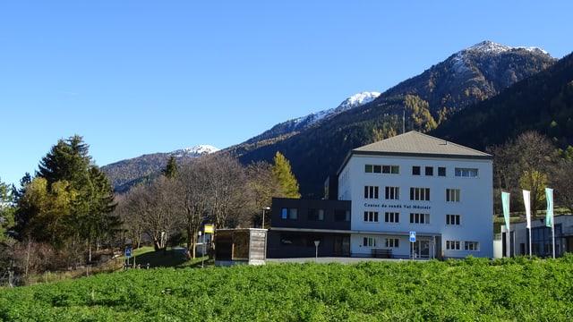 Il center da sanadad da la Val Müstair