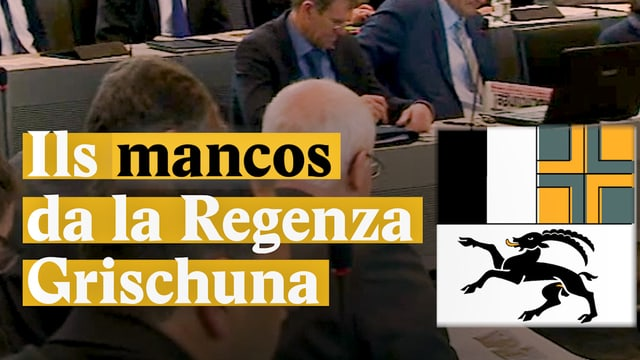Laschar ir video «Ils mancos da la Regenza grischuna»