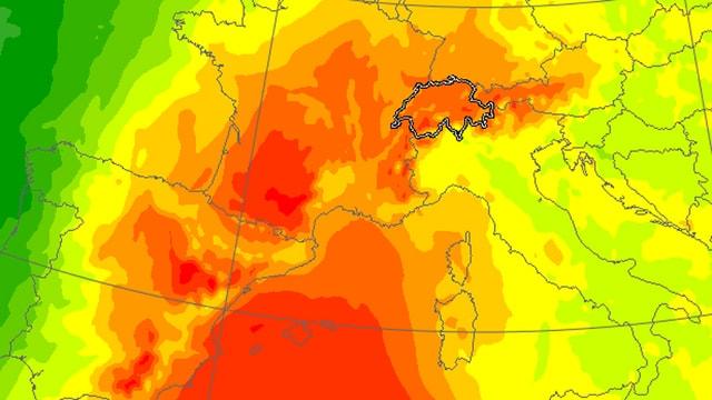 Hitzewelle erfasst die Schweiz - «Zuerst trockene Hitze – dann wird es schwül»