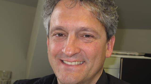 Paolo Hendry - Abteilungsleiter Alter + Gesundheit Stadt Luzern - im Portrait