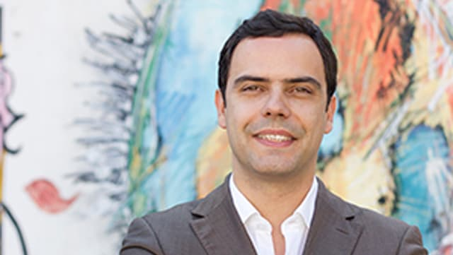 Pedro Calado: «Jedem Einwanderer stehen hier zehn ausgewanderte Portugiesen gegenüber.»