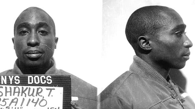 Tupac im Gefängnis