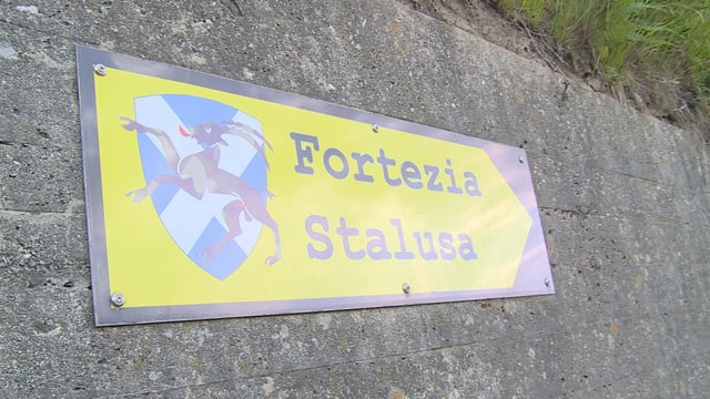 L'Uniun Fortezia Stalusa mantegn trais fortezzas en la regiun da la Stalusa.