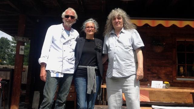 Video «Wallis - Tag 5 - Höfu's Bergrestaurant» abspielen