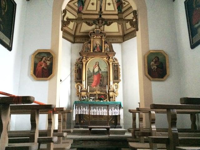 Die St. Katharinenkapelle gilt im Entlebuch als Kulturgut und Kraftort.