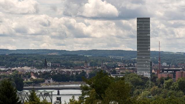 Rocheturm in Basel