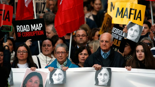 Demonstranten stürmen Amtssitz von Maltas Regierungschef